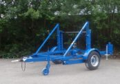 Cable Drum Trailers Up To 3200mm Diameter Drums – SEB PT60