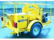 5 Tonne LV-HV Power Cable Pulling Winch (Twin Capstan) SEB TW5000