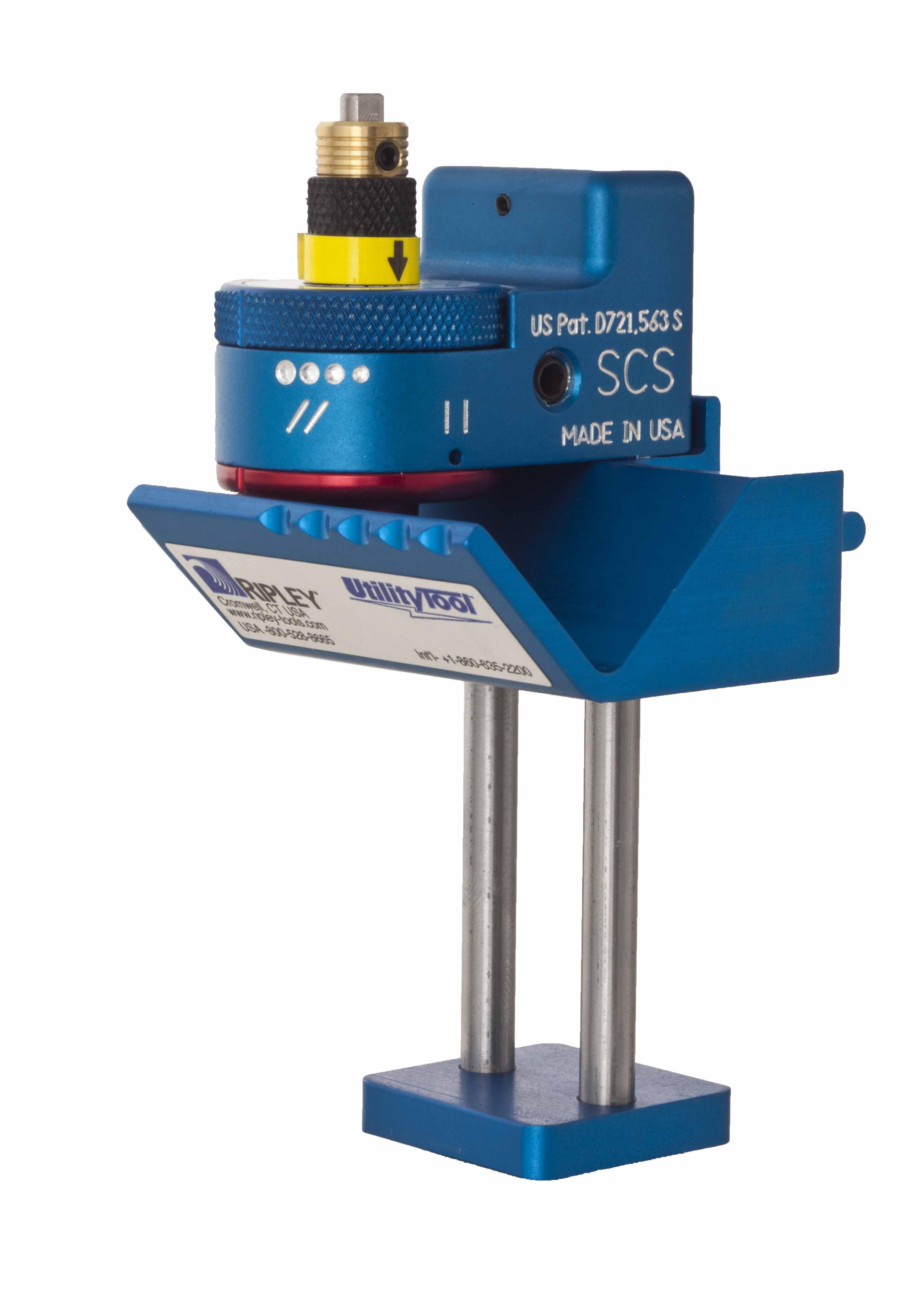 Semi Con Scoring Tool Longitudinal Amp Spiral Cuts Ripley Scs
