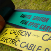 Tapetile Cable Covers – 11kV Cable Protection For Underground MV-HV Cable Trench