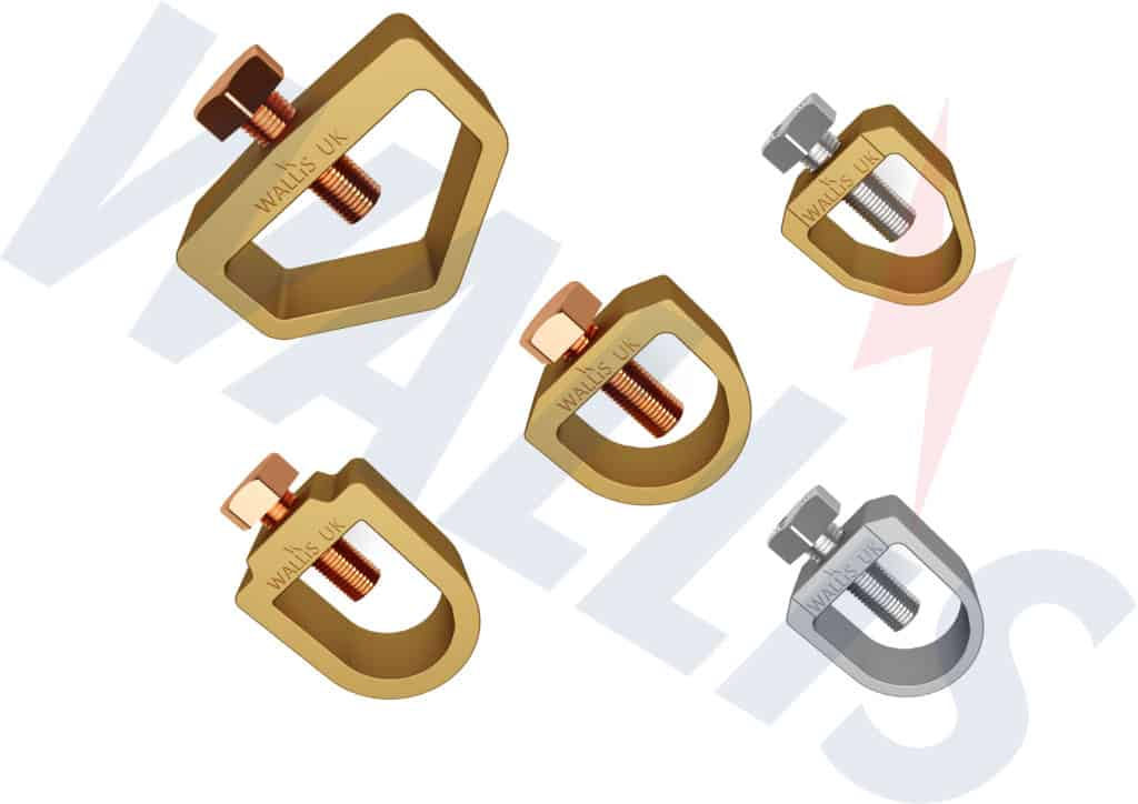 Type A Earth Clamps
