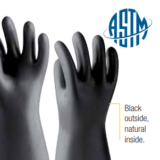 ASTM D120 Insulating Gloves