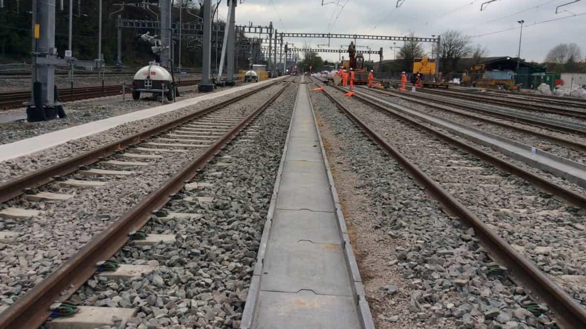 Anderton Concrete Cable Trough
