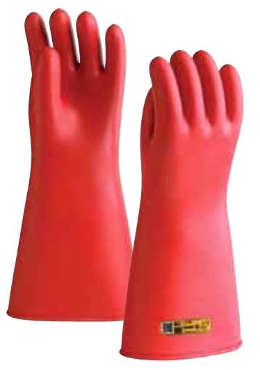 Testing High Voltage Rubber Gloves : Insulating gloves catu lv mv hv kv