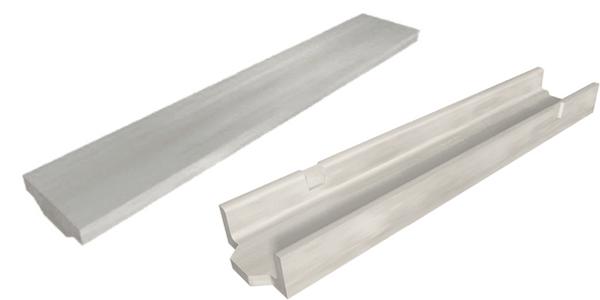 Concrete Cable Troughs & Lids - Anderlite 500