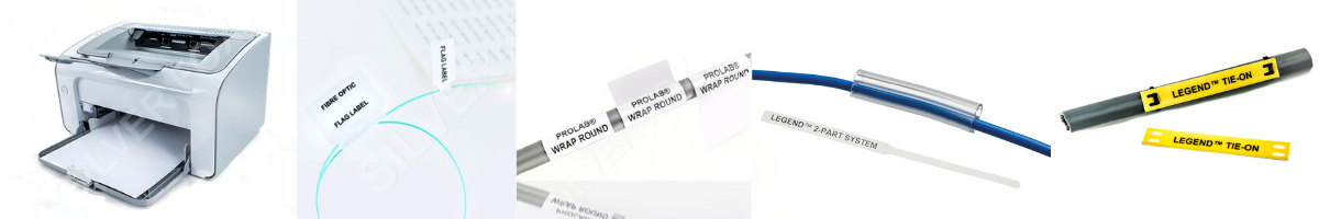 Laser Cable Labels For The Identification Of LV-HV Power, Telecom, Data, Signal, Instrumentation, Fibre Optic & Control Cables
