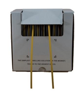 Low Smoke Zero Halogen Heatshrink Cable Labels