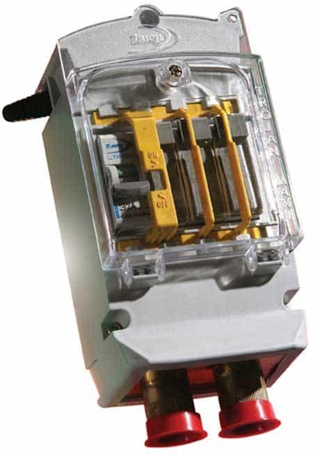 Lucy Trojan Maxi Street Lighting Isolator