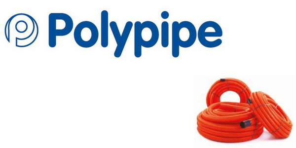 Polypipe Ridgicoil Street Lighting Cable Duct