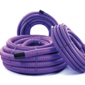 Polypipe Ridgicoil Motorway Communications Cable Duct