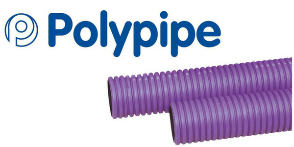 Polypipe Ridgiduct Motorway Communications Cable Duct