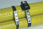 Stainless Steel Cable Markers – BAND-IT Easy Read