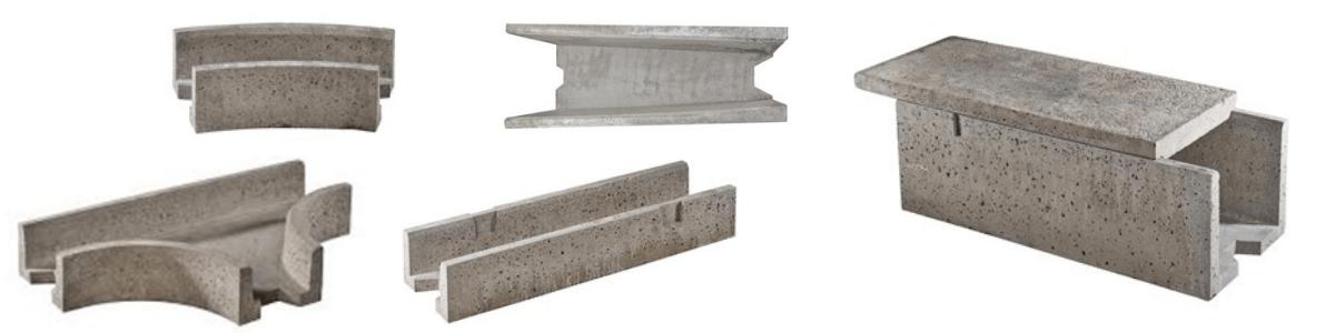 Concrete Cable Trough