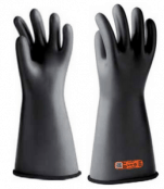 CATU CGA-1 Class 1 Electrical Insulating Rubber Gloves (ASTM)