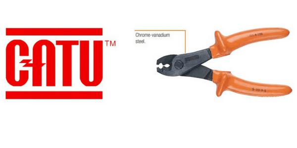 CATU Insulated Cable & Wire Cutters IEC 60900