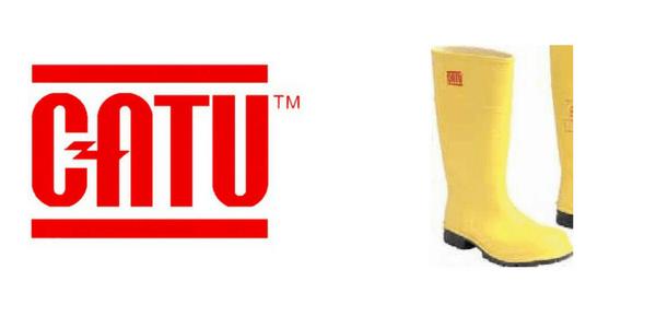 CATU MV-137 Insulating Boots High Voltage HV Boots 11kV-20kV