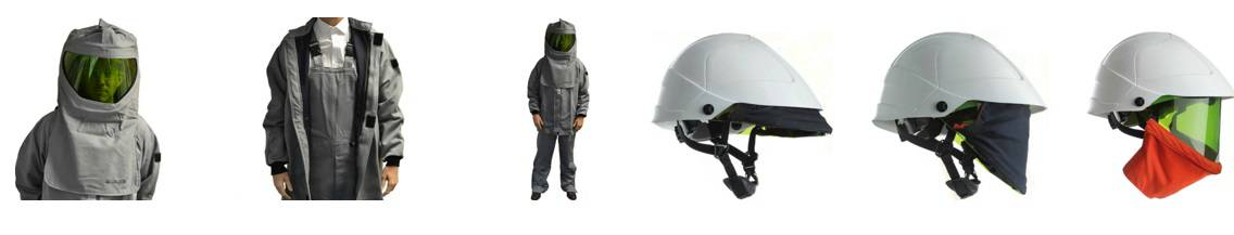 CATU offer a range of Arc Flash Clothing For High Voltage Utility Cable Jointers & Lloyds NERS LV-HV Electrical Contractors