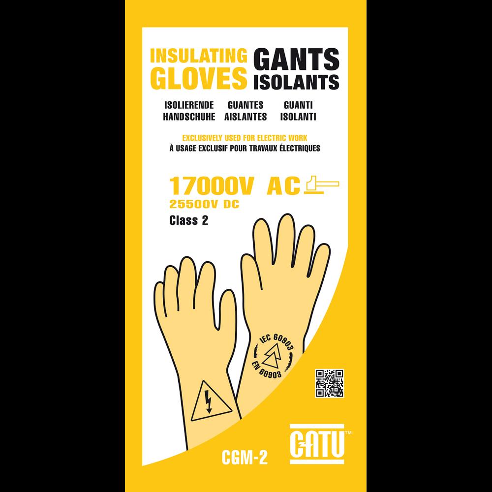 Class 2 Insulating Gloves