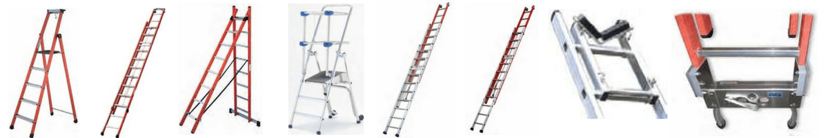 Insulating Ladders & Stepladders