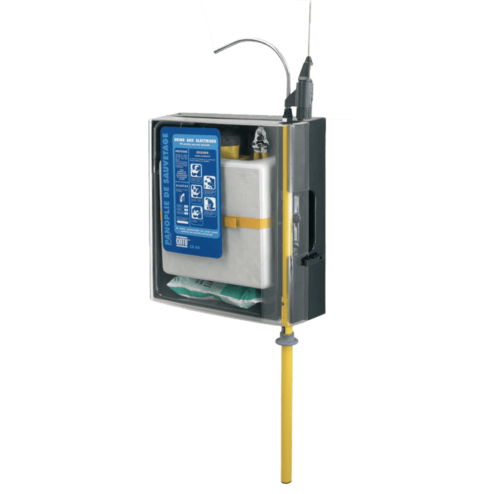 Subsation Life Saving Kits 33kV HV