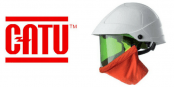 20 Cal Arc Flash Protection – CATU MO-180-ARC Helmet