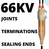 66kV Straight Cable Joints, Outdoor Terminations & SF6 Cable Sealing Ends