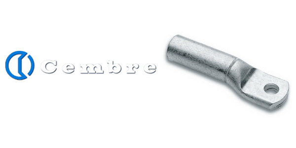 Cembre AA300 M16 300sqmm LV HV Aluminium Cable Lug Connector