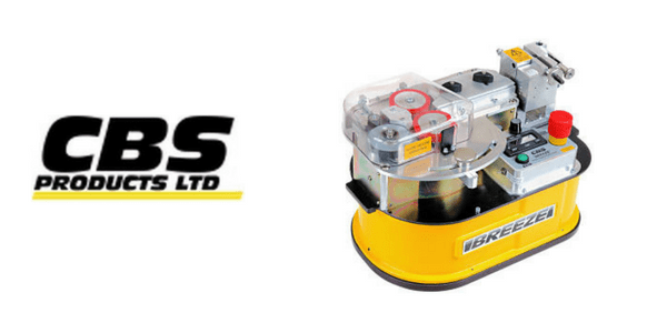 CBS BREEZE Cable Blowing Machine For Fibre Optic Cable Installations