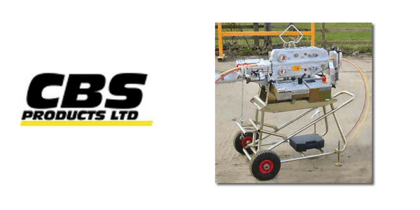 CBS Tornado Micri Tube Blowing Machine For Fibre Optic Cable Installations