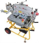 CBS Tornado Plus Cable Blowing Machine For Fibre Optic Cable Installations