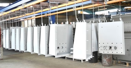 Cable Boxes 11kV 24kV 33kV - Heat Shrink HV Cable Termination
