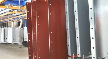 Cable Boxes 11kV 24kV 33kV - Transformer Oil / Guroflex Filled Fully Insulated