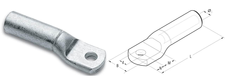 Cembre AA185-M14 - Dimensions