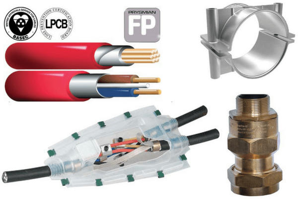 FP Cables Cleats Glands Joints