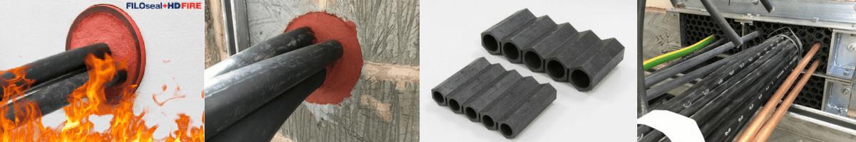FiloSeal+HD FIRE Duct Sealing System