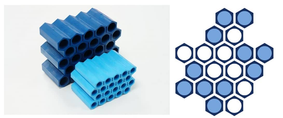 FiloSeal+HD - Honeycomb Structure