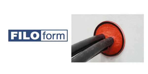 Filoform FiloSeal+HD Re-enterable Cable Duct Seals & Sealing System