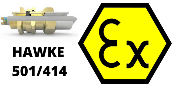 Hawke 501/414 Cable Glands