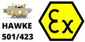 Hawke 501/423 Cable Glands