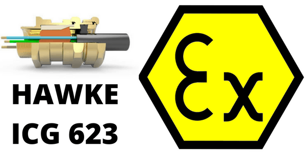 Hawke ICG 623 Cable Glands