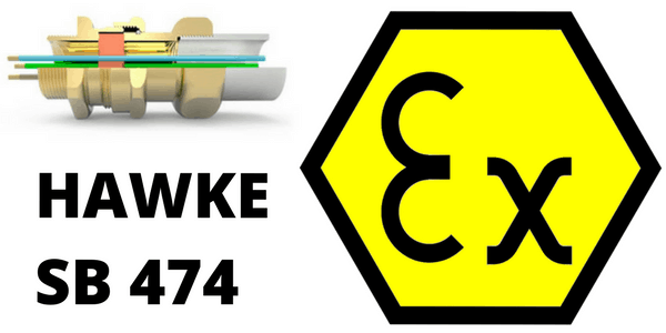 Hawke SB 474 Cable Glands