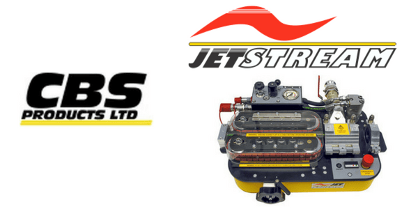JetStream Cable Blowing Machine For Fibre Optic Cable Installations