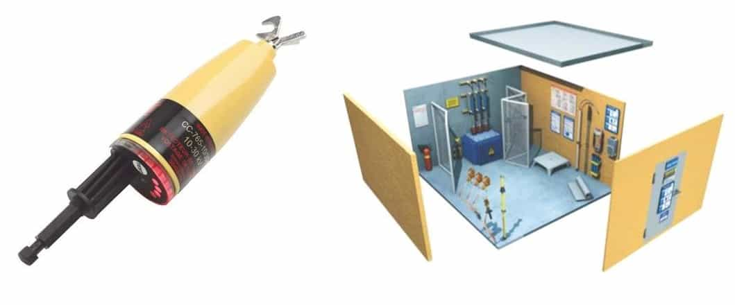 Medium Voltage (MV) Detectors For Indoor or Outdoor Use