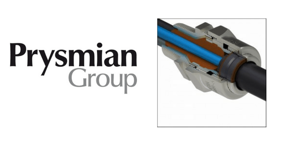 Prysmian 424BT Barr-A Explosion Proof Cable Gland Tray Cables (Brass)