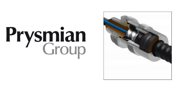 Prysmian 424MA NicAL-X Explosion Proof Cable Gland Metal Clad Armoured Cables