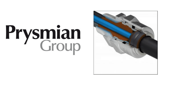Prysmian 424UN Barr-A Explosion Proof Cable Gland Tray Cables (Aluminium)