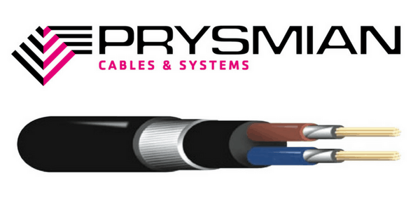 Prysmian FP400 Fire Resistant Power Cable | Cable Joints Cleats ...