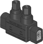 LV Service Straight Pre-Insulated Cable Joint Connectors