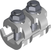 Sicame LVMS1, 2 & 3 Aluminium LV Service Branch Connector
