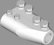 Sicame MB18/1, 18/2, 18/3, 18/EDF, 18/4, 18/5, 18/6, 18/7 & 18/8 LV / MV Mains Branch Connectors
